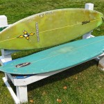Surfboard Benches