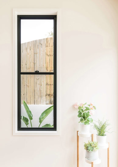 Aluminium double hung windows betaview for Buy double hung windows online