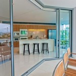 The best types of Aluminium Doors for kitchens