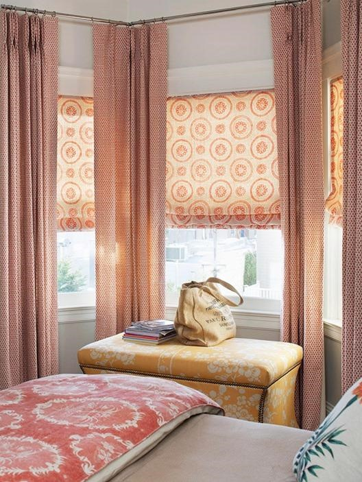 Combination Window Treatment